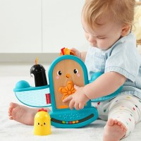 Fisher-Price Stack and Rattle Birdie Activity Toy Canada [Sale]