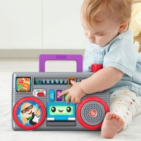Fisher-Price Laugh & Learn Busy Boombox [ Black Friday ]