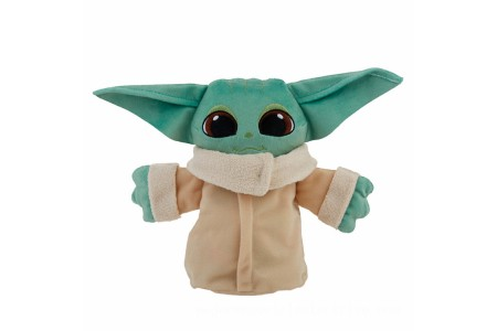 Hasbro Star Wars The Child (Baby Yoda) Hideaway Hover-Pram Plush Canada [Sale]