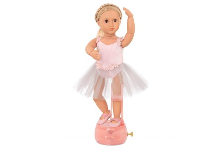Our Generation Poseable Doll Erin doll Canada [Sale]