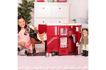 Our Generation Mane Attraction Horse Trailer doll Canada [Sale]