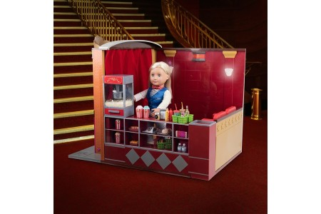 Our Generation Movie Theatre doll [ Black Friday ]