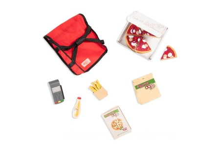 Our Generation Orders Up Pizza Delivery Set doll Canada [Sale]