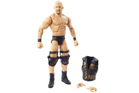 WWE Stone Cold Steve Austin Royal Rumble Elite Collection Action  Figures  Toys Canada