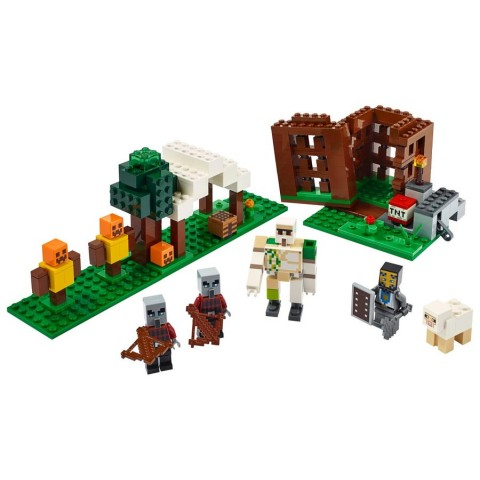 Lego Minecraft™ The Pillager Outpost [ Black Friday ]