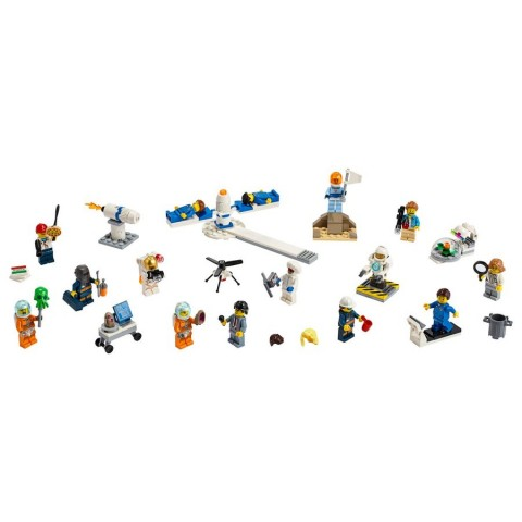 Lego City People Pack - Space Research And Development [ Black Friday ]
