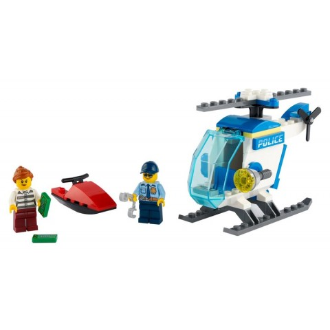 Lego City Police Helicopter [ Black Friday ]
