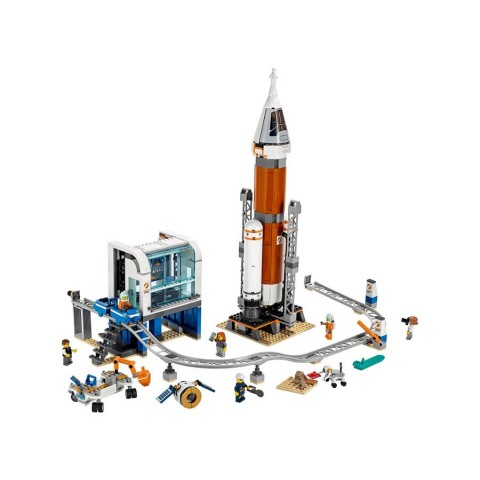 Lego City Deep Space Rocket And Launch Control [ Black Friday ]