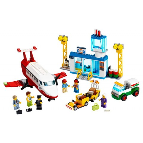 Lego City Central Airport [ Black Friday ]