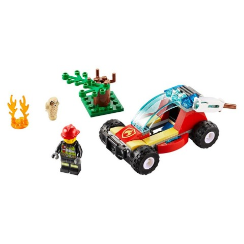Lego City Forest Fire [ Black Friday ]