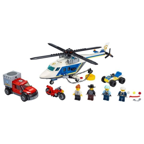 Lego City Police Helicopter Chase [ Black Friday ]