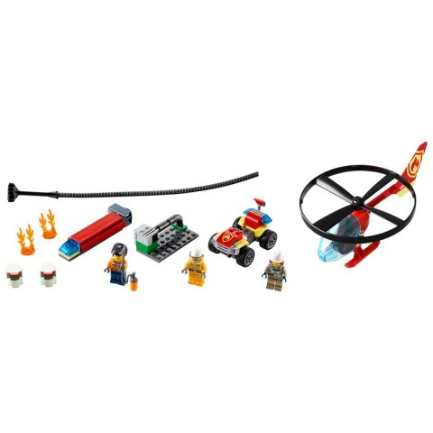 Lego City Fire Helicopter Response [ Black Friday ]