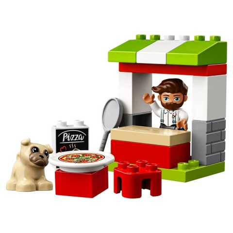 Lego Duplo® Pizza Stand [ Black Friday ]