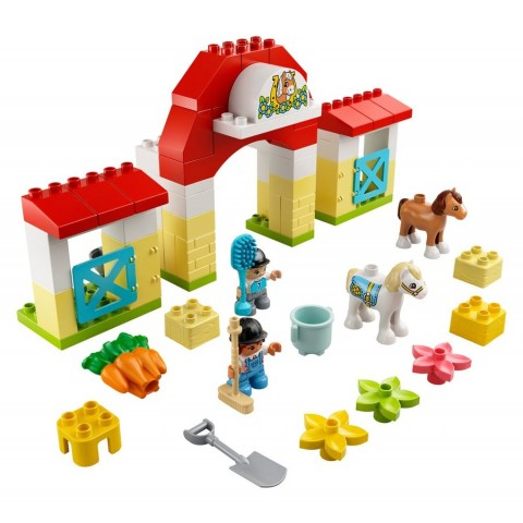 Lego Duplo® Horse Stable And Pony Care [ Black Friday ]