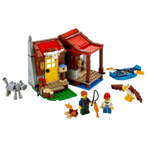 Lego Creator 3-In-1 Outback Cabin [ Black Friday ]
