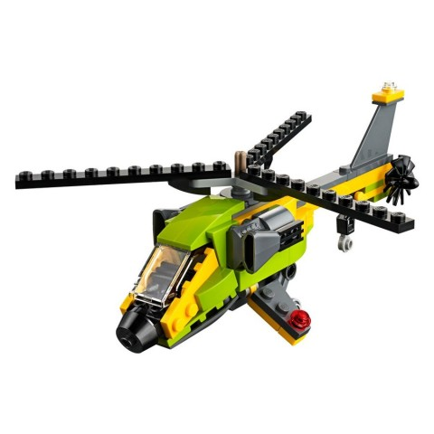 Lego Creator 3-In-1 Helicopter Adventure [ Black Friday ]