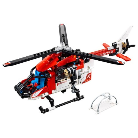 Lego Technic™ Rescue Helicopter [ Black Friday ]
