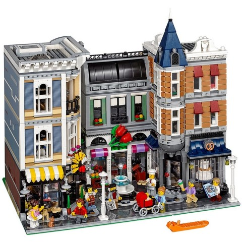 Lego Creator Expert Assembly Square [ Black Friday ]