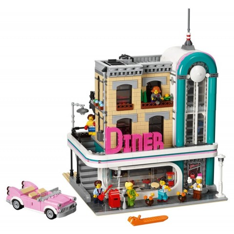 Lego Creator Expert Downtown Diner [ Black Friday ]