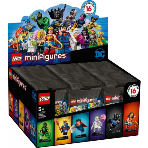 Lego Dc Dc Super Heroes Series Complete Box [ Black Friday ]