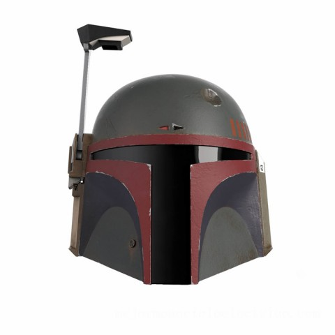 Hasbro Star Wars The Black Series Boba Fett (Re-Armored) Premium Electronic Helmet Canada [Sale]