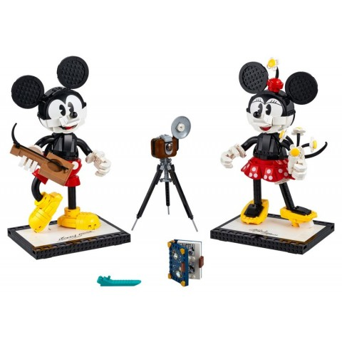 Lego Disney™ Mickey Mouse & Minnie Mouse Buildable Characters [ Black Friday ]