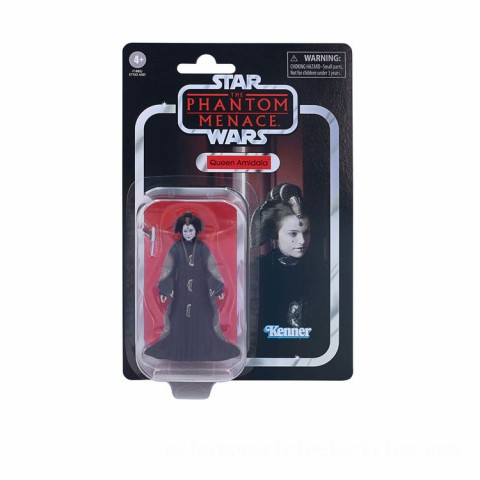 Hasbro Star Wars The Vintage Collection Queen Amidala 3.75-Inch Scale Star Wars: The Phantom Menace Figure Canada [Sale]