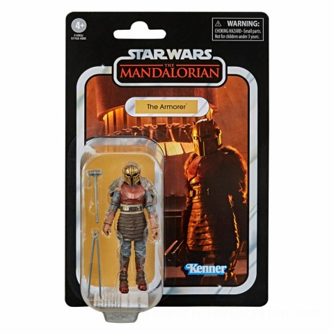 Hasbro Star Wars The Vintage Collection The Armorer Action Figure Canada [Sale]