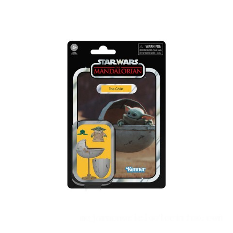 Hasbro Star Wars The Vintage Collection The Child Action Figure Canada [Sale]
