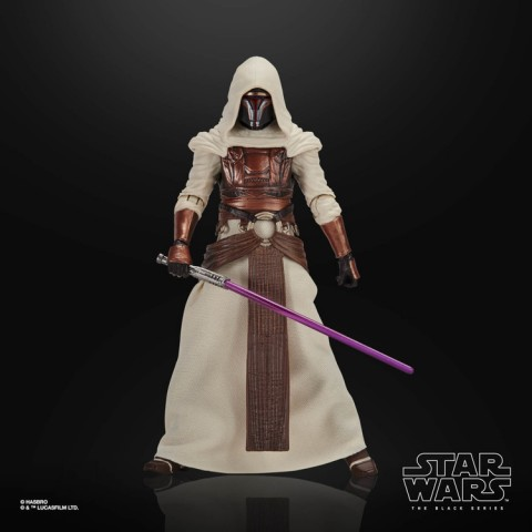 Hasbro Star Wars The Black Series Gaming Greats Jedi Knight Revan Action Figure Canada [Sale]