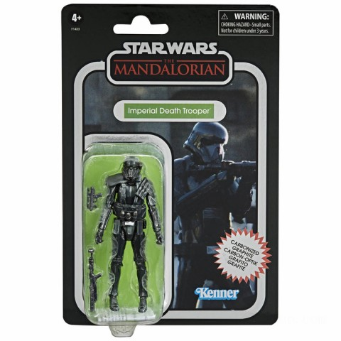 Hasbro Star Wars Vintage Collection Imperial Death Trooper Action Figure Canada [Sale]