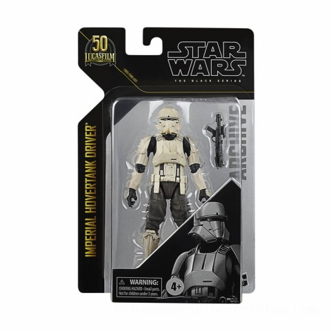 Hasbro Star Wars Black Series Archive Imperial Hovertank Driver Action Figure Canada [Sale]