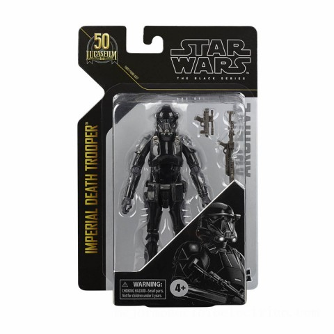 Hasbro Star Wars Black Series Archive Imperial Death Trooper Action Figure Canada [Sale]