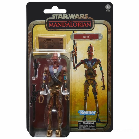 Hasbro Star Wars The Black Series The Mandalorian IG-11 Action Figure Canada [Sale]
