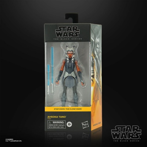 Hasbro Star Wars The Black Series Ahsoka Tano Action Figure Canada [Sale]