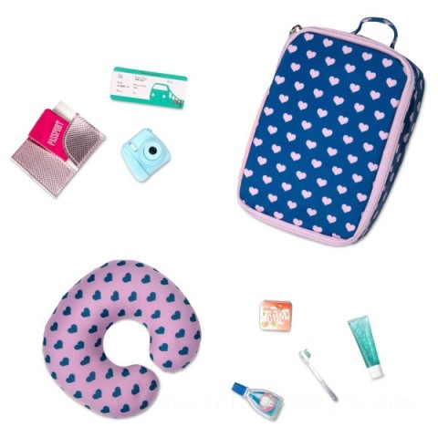 Our Generation Accessories Travel Set doll Canada [Sale]