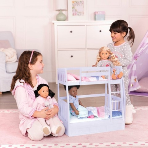 Our Generation Dream Bunk Bed doll Canada [Sale]