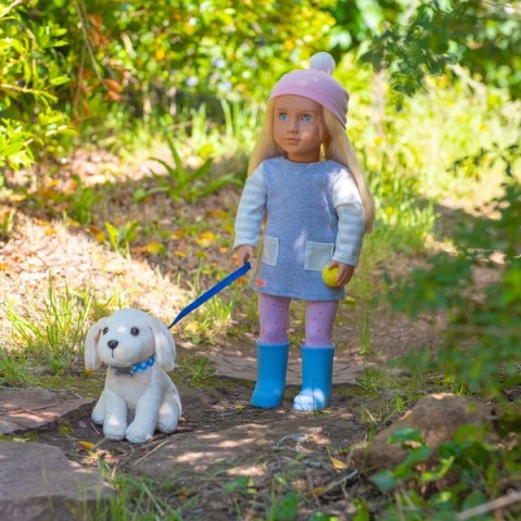 Our Generation Meagan Doll with Pet doll Canada [Sale]