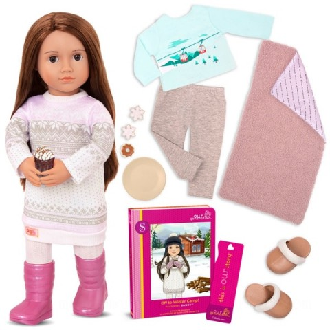 Our Generation Deluxe Doll Sandy doll Canada [Sale]