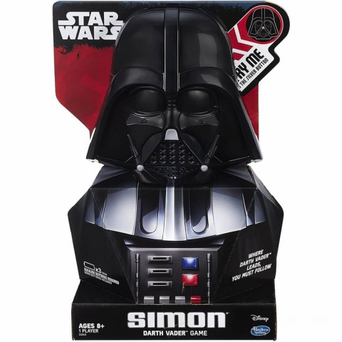 Star Wars Darth Vader Simon Game Canada [Sale]