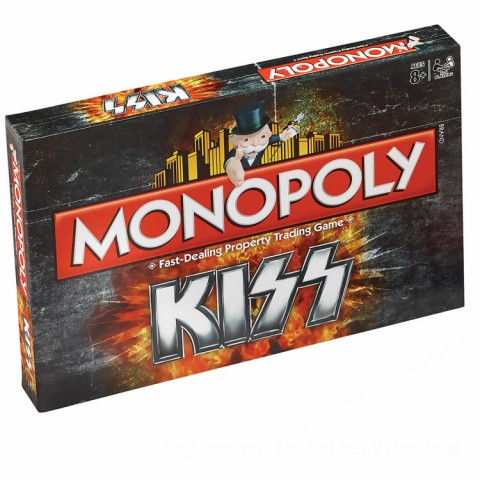 Monopoly - KISS Edition Canada [Sale]