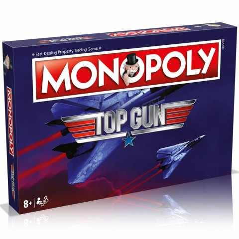 Monopoly Board Game - Top Gun Edition Canada [Sale]