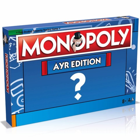 Monopoly Board Game - Ayr Edition Canada [Sale]