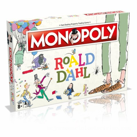 Monopoly Board Game - Roald Dahl Edition Canada [Sale]