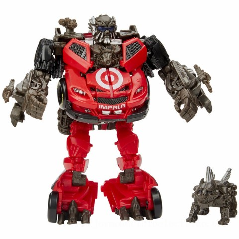 Hasbro Transformers Studio Series Deluxe Leadfoot Action Figure Canada [Sale]
