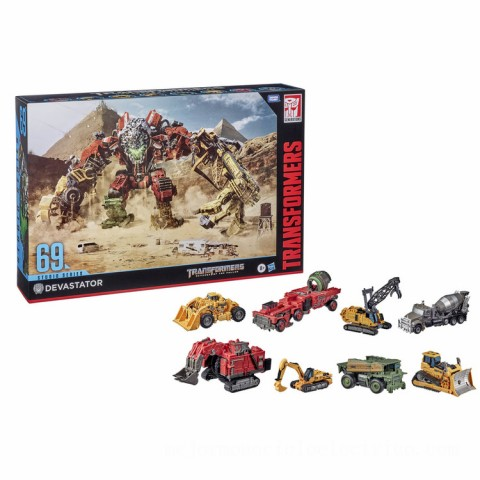 Hasbro Transformers Studio Series 69 Devastator Action Figure Set Canada [Sale]