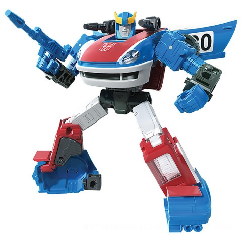 Hasbro Transformers Generations War for Cybertron Deluxe WFC-E20 Smokescreen Canada [Sale]