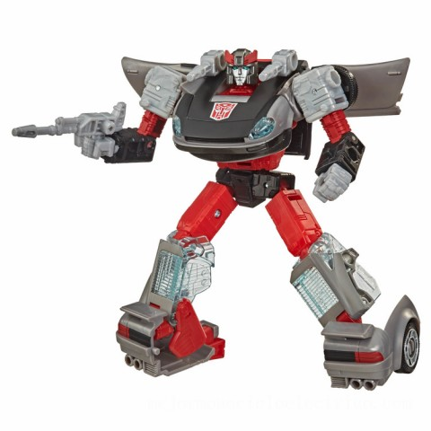 Hasbro Transformers War for Cybertron Bluestreak Action Figure Canada [Sale]