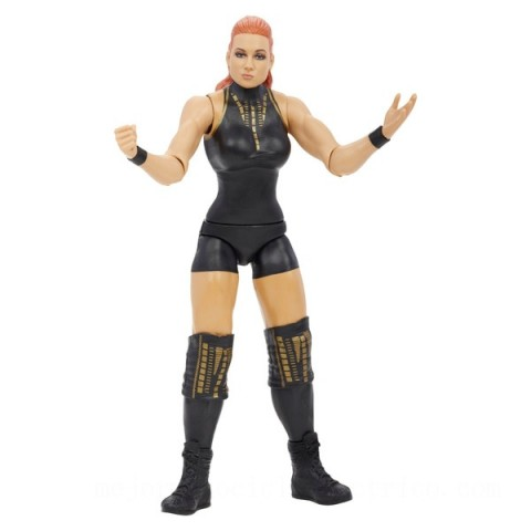 WWE Basic Series 115 Becky Lynch Action  Figures  Toys Canada
