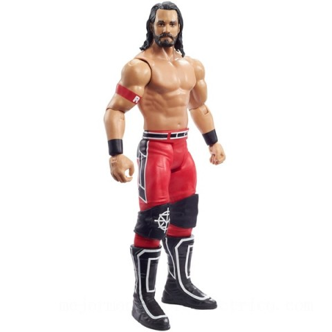 WWE Basic Series 116 Seth Rollins Action  Figures  Toys Canada